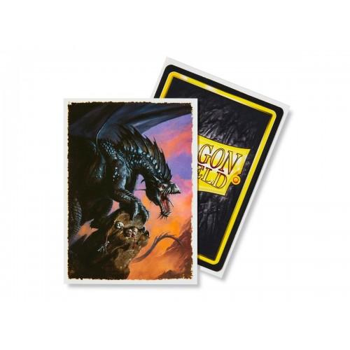 Protector de cartas Dragon Shield 100 - Standard Art Vater