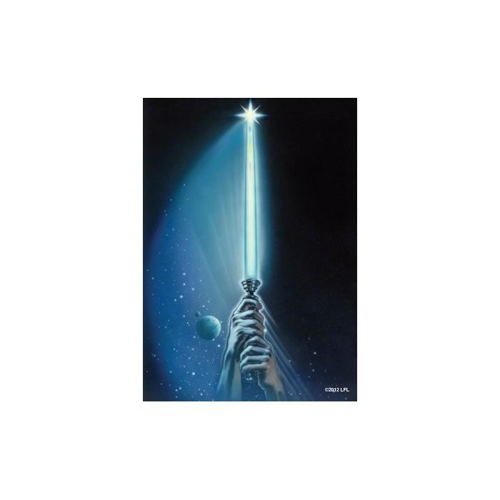 Protector de Cartas Star Wars: Sable de Luz