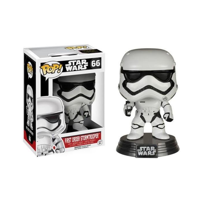 POP! Star Wars 66 First Order Stormtrooper