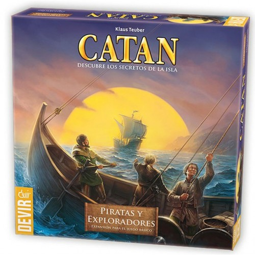Piratas y Exploradores de Catan