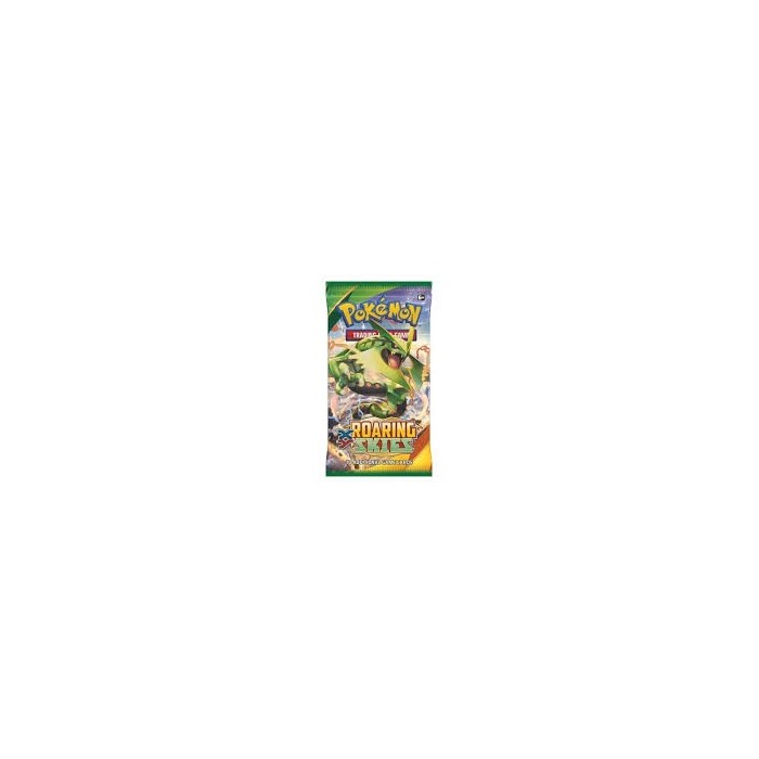Pokemon XY Roaring Skies Booster