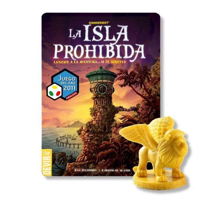La Isla Prohibida