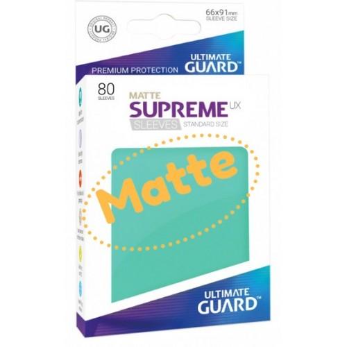 Protector  Ultimate Guard Supreme UX Standard  Turquesa Matte