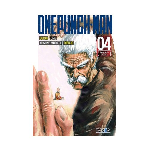 One Punch Man 04