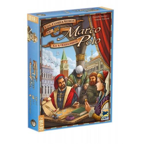 Marco Polo: Los compañeros de Marco Polo